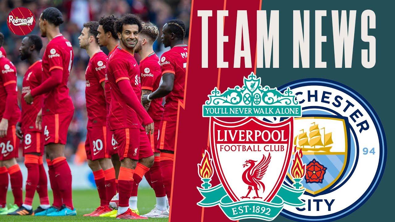 Liverpool vs Man City: TV channel, live stream, team news ...