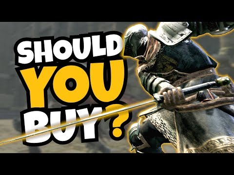 Is Dark Souls Remastered Worth It?