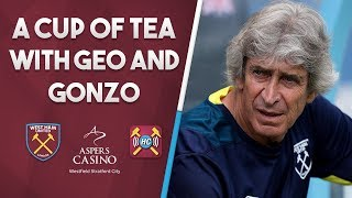 Cup of tea with Geo & Gonzo | 94m spent, Pellegrini demands Rush Green changes & more