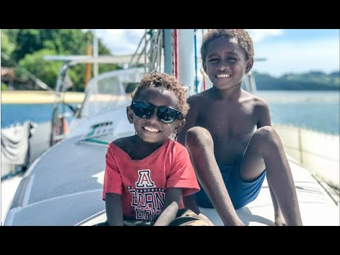 Solomon Islands, a friendly welcome - Learning By Doing Ep.72