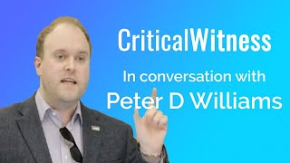 #31 Peter D Williams - Should we all be Roman Catholics? - Critical Witness