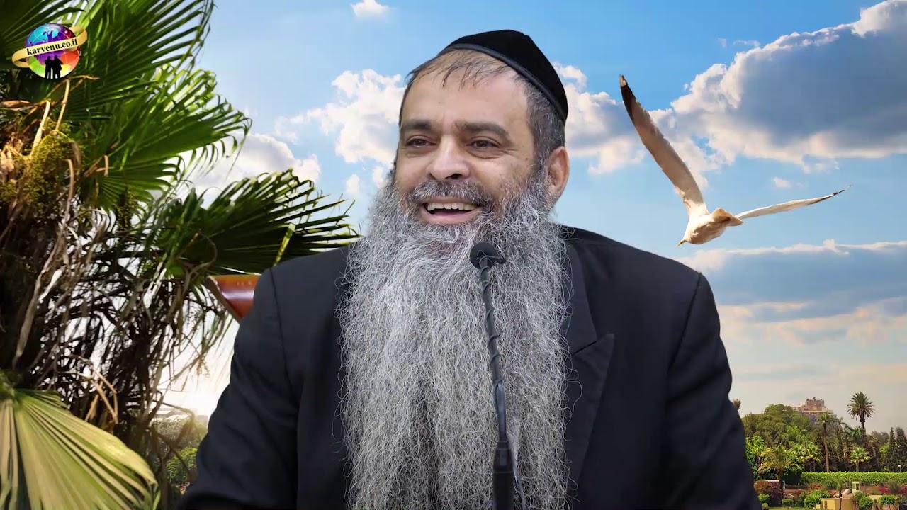 הרב רפאל זר HD | ללכת בחוקי התורה ללא שאלות - שיעור חזק!