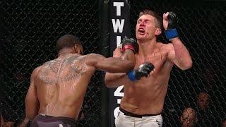 UFC 209: TYRON WOODLEY VS STEPHEN THOMPSON FULL FIGHT POST TALK
