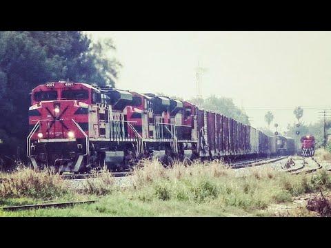 Download Tren de Ferromex entrando a Patios Guadalajara!