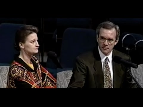 """Young Ministers And Wives"" Anthony and Mickey Mangun BOTT 1993"