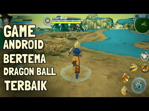 TOP 8 Games Dragon Ball Terbaik Di Android 2018 - YouTube