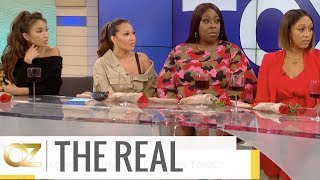 'The Real' Cast Finds Out If Long-Lasting Nail Polish is Toxic
