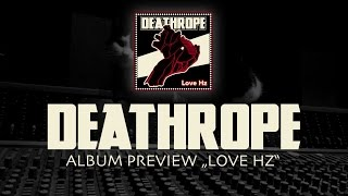 DEATHROPE ? Album Preview 'Love Hz'