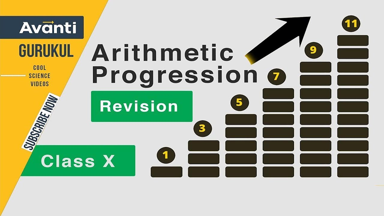 Arithmetic Progression | CBSE Class 10 Revision & Important Questions