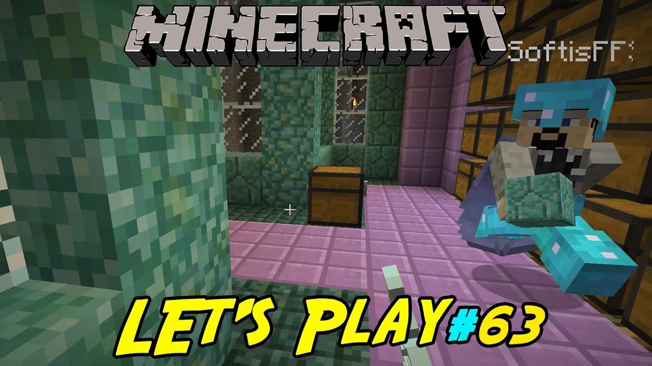 Minecraft dekoration i h xfarm let 39 s play med - Minecraft dekoration ...