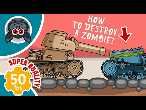 Headshots. Zombie virus. Day 4. Cartoons About Tanks from YouTube · Duration:  2 minutes 40 seconds