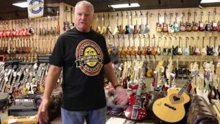Ask Norm - The difference between real memorabilia & signed guitars?