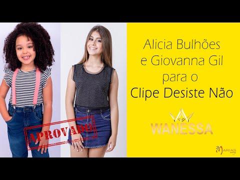 JOB: Alicia Bulhões e Giovanna Gil para o clipe da Wanessa 'Vou Lembrar'