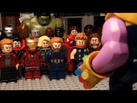 LEGO INFINITY WAR (Parody) en streaming