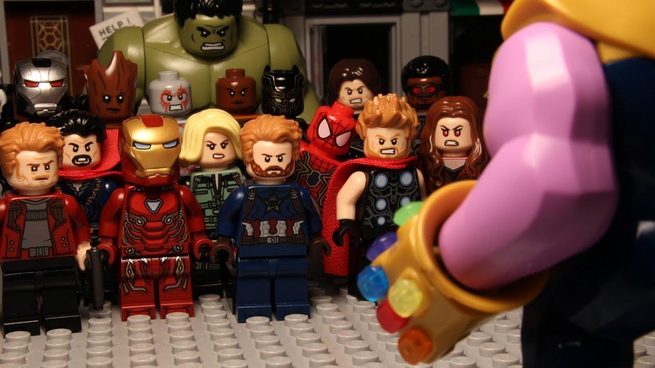 Download LEGO INFINITY WAR (Parody)