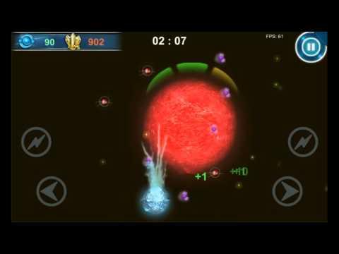 Игра Побег из космоса. Плазмоиды