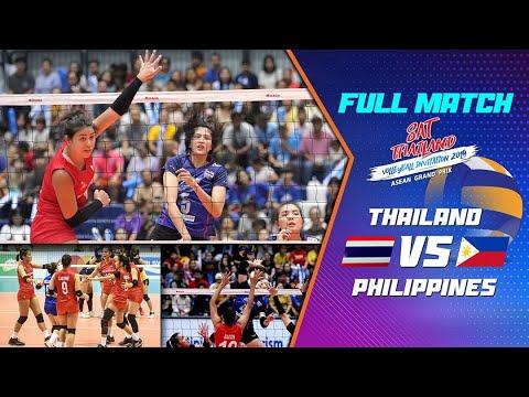21-9-62 | ASEAN Grand Prix 2019 | ไทย - ฟิลิปปินส์