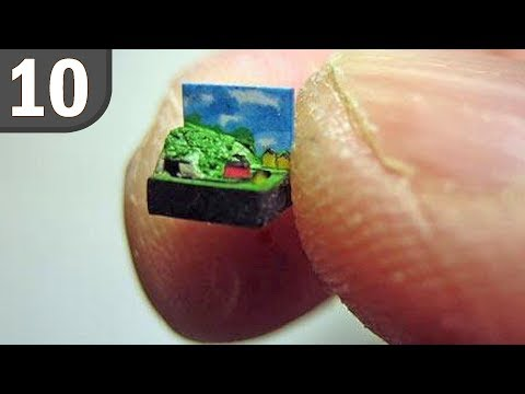 Top 10 Smallest Things in the World