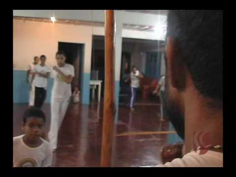 Capoeira - Aprisco Rei D.