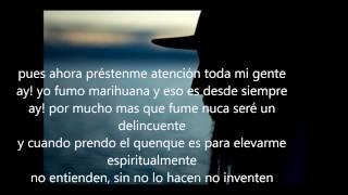 Morodo - Fumo Marihuana (Letra)