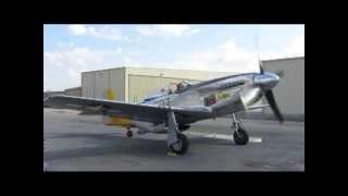 WWII Warbird Engine Start Medley...