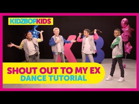 KIDZ BOP Kids - Shout Out To My Ex (Dance Tutorial)