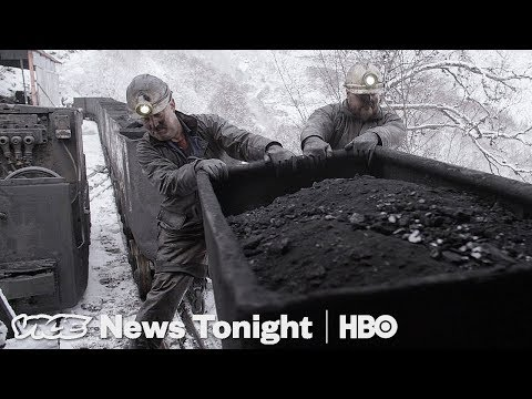 Spain Euthanized Its Coal Mines. This Is How Miners Are Taking It (HBO)
