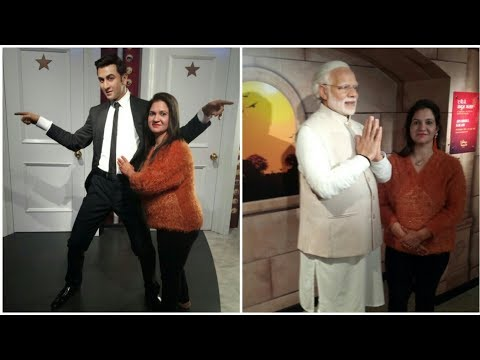 MADAME TUSSAUDS DELHI | INDIA