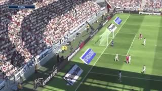 PS4 PES 2015 Real Madrid Vs FC Bayern Munchen