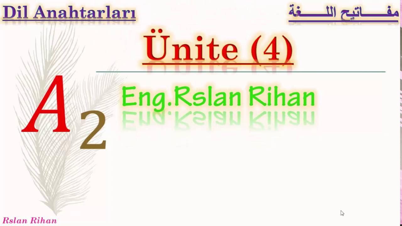 تعلم اللغة التركية (الدرس 12 من المستوى الثاني A2 ). المبالغة (Pekiştirme)