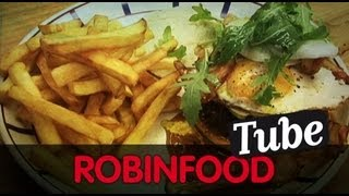 Robinfood / Hamburguesa Robin Food