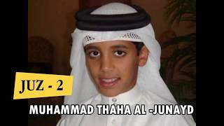 Download Mp3 Juz 2 Muhammad Thaha Al Junayd Kids - Murottal Al Quran