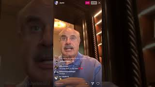 People calling dr.phil daddy on live!💀☠️