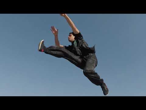 Students Daily Kung Fu Training in Chinese Kunyu mountain