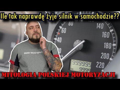Ile tak naprawdę żyje silnik w samochodzie??  'mitologia polskiej motoryzacji'