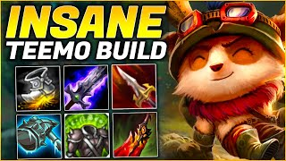*HYBRID TEEMO* MOST INSANE TEEMO BUILD EVER!! | League of Legends (Preseason 10)