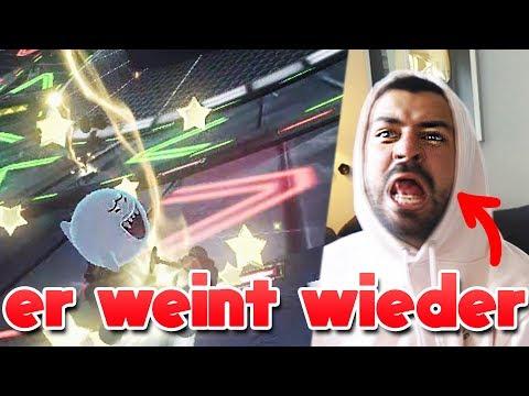 ABDEL HÖRT KURZ VORM ENDE AUF? | Mario Kart 8 Deluxe Turnier 10/10 | 1000€ Topf | ac4tw