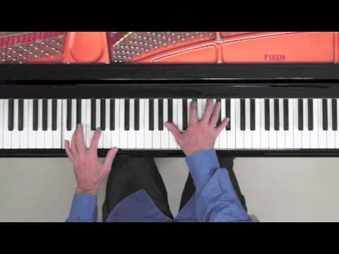 Gabriel Fauré 'Requiem' piano solo (selection) Paul Barton, piano