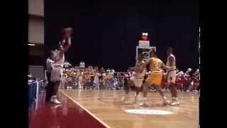 Ball State University Cardinals vs. Western Michigan University Broncos men's basketball, 1992