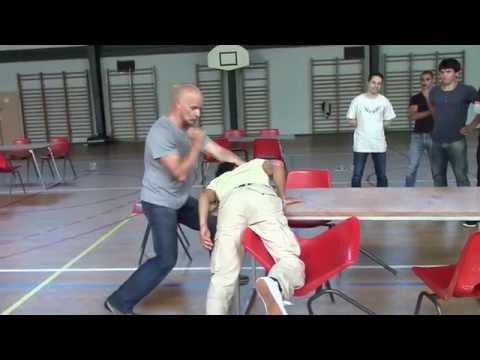 SELF DEFENSE EXTREME - Franck ROPERS