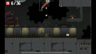 Max and the Magic Marker - DEMO Robot level run through