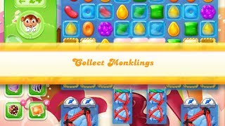 Candy Crush Jelly Saga Level 864 (3 star, No boosters)