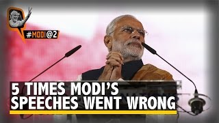 The Quint: 5 Times Modi's Speeches Stirred up Controversy