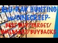 BLU-RAY HUNTING w/CINECREEP- BEST BUY/TARGET/WALMART/BUYBACKS