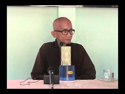 20090219 Đạo Phật là đạo tự giác - lấy Giới Luật làm đầu - HQ