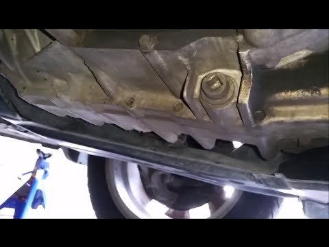 2008 (8th gen) Honda Accord: DIY how to change/flush your automatic transmission fluid.