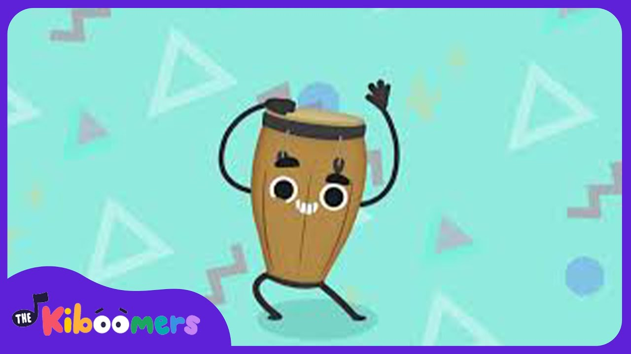 Conga Line   Dance Song for Kids   Kiboomers   ESL   Dance Party Song for Children   Brain Breaks