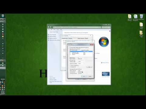 Virtual Memory Optimisation For Gaming (Windows 7+)
