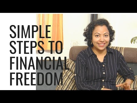 Simple Steps To Financial Freedom| How to Be Financially Free|Practical Tips