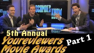Youreviewers Movie Awards 2015 part 1